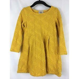 Genuine Kids from OshKosh yellow toddler dress